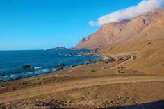Cruising down the Atacama coast