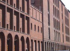 Giovanni Muzio brickwork