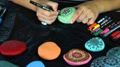 DIY: Pintar mandalas en piedras