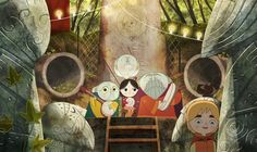 Song of the Sea | Promotional Art • Blog/Website | (www.cartoonsaloon.ie) ★ || CHARACTER DESIGN REFERENCES™ (https://www.facebook.com/CharacterDesignReferences & https://www.pinterest.com/characterdesigh) • Love Character Design? Join the #CDChallenge (link→ https://www.facebook.com/groups/CharacterDesignChallenge) Share your unique vision of a theme, promote your art in a community of over 50.000 artists! || ★