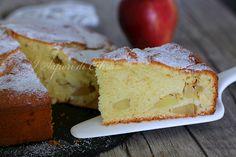 torta di mele sofficissimo