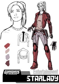Marvel's entire comic line-up is getting a revamp in the wake of the ongoing Secret Wars event, and here's our first peek at the new-look Guardians of the Galaxy. We'll miss you, Star-Lord. Marvel Comics, Hq Marvel, Arte Dc Comics, Marvel Heroes, Marvel Images, Marvel Girls, Captain Marvel, Star Lord Cosplay, Gardians Of The Galaxy