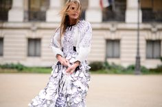 The Best Street Style From Paris Couture