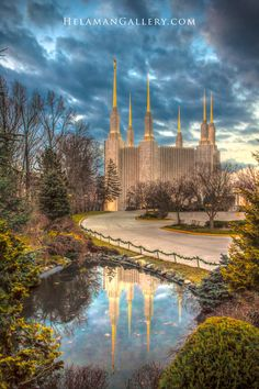 Hey, I found this really awesome Etsy listing at https://www.etsy.com/listing/181062549/washington-dc-lds-temple-matte-photo