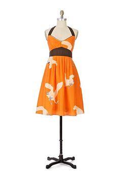 Sandhill Halter Dress by Moulinette Soeurs