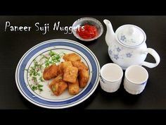vegetarian nuggets recipe, vegetable nuggets recipe made with suji and paneer. Aternate to chicken nuggets recipe. kids recipe vegetarian nuggets Indian style snack.