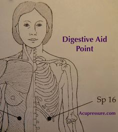DIGESTIVE AID POINTS: Hold the base of your ribcage, in a line below your ears, & breathe slow, deep breaths for 2-minutes to relieve indigestion, stomaches, gas pains, side aches, ulcer pain & side stitches. This works! SHARE it. For more awesome points & free illustrated Acupressure articles, go to Acupressure.com Ear Reflexology, Reflexology Points, Acupuncture Points, Acupressure Points, Acupressure Therapy, Acupressure Treatment, Holistic Healing, Natural Healing, Cupping Points