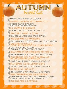 My Autumn bucket list - Ma Che Davvero? Bullet Journal Lists, Bullet Journals, Herbst Bucket List, Control Journal, Diy Agenda, Autumn Leaves Craft, Most Powerful Quotes, Leaf Crafts, Autumn Aesthetic