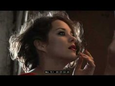 Behind the scenes Annie Leibovitz - Lady Dior - chapter 2: Lady Rouge with Marion Cotillard