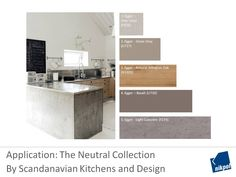 Nikpol, Egger Application: The Neutral Collection By Scandanavian Kitchens and Design