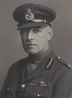 Sir Harold Augustus Werhner | Major General Claude Ernest Pert CB, CVO, DSO (1898–1982) was a ...
