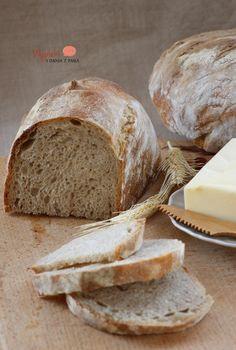Chleb z Vermont (na zakwasie)