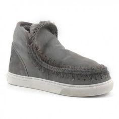 Mou Mini Eskimo Sneaker Women Iron #wintershoes #winterfashion