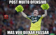 Zoação Fla - Paulo Victor
