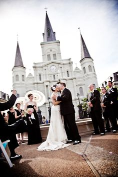 my ultimate dream in life. to get married in front of saint louis cathedral in jackson square, in the french quarter of new orleans.