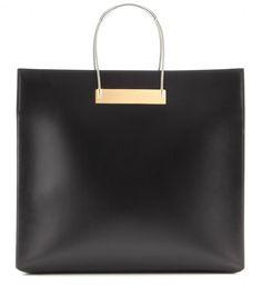 Balenciaga Cable Shopper Medium leather bag