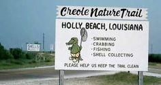 Holly Beach, Louisiana