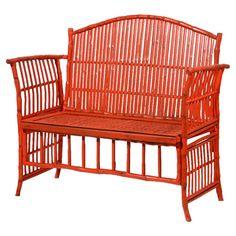 Tenby Bamboo Bench