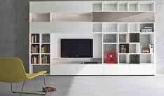 Nuvola: TV meubel voorbeelden