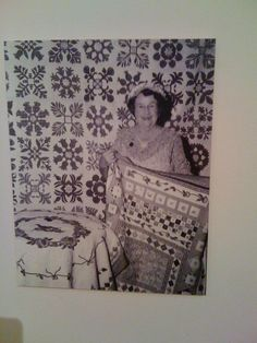 Florence Peto began collecting quilts long before she became dedicated to quilt making. One cannot go to the Shelburne Museum in Vermont without seeing her name related to the textile and quilt collections.