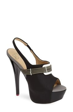 gx by GWEN STEFANI 'Audrina' Slingback Platform Sandal (Women) available at #Nordstrom