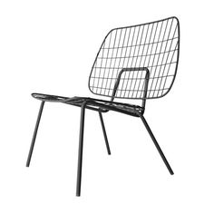 WM String Lounge Chair Sessel