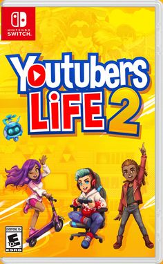 Youtubers Life 2 Switch NSP Free DownloadYoutubers Life 2 Switch NSPFree Download Romslab Youtubers Life 2 Switch NSP Free Download Launching today on Nintendo Switch is Youtubers Life 2, the latest channel-making, content creation simulator from Raiser Games and UPLAY Online. #FreeGamesCharlotte White