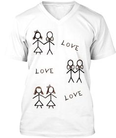 Check out this t-shirt!  So beautiful and shows your support for human rights and equality!