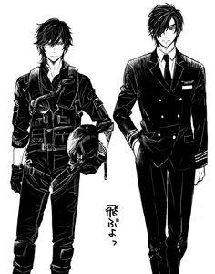 Kuri~chan and eyepatch #TOUKENRANBU #SHOKUDAIKIRIMITSUTADA