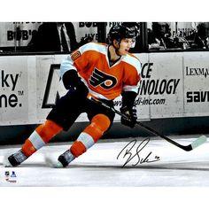 "Brayden Schenn Philadelphia Flyers Fanatics Authentic Autographed 11"" x 14"" Spotlight Photograph - #2-9, 11-25 of a Limited Edition of 25 - $64.99"