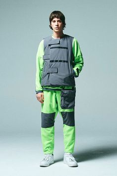 Poliquant Fall Winter 19 Awkwardness Lookbook fashion lookbooks japanese brand Style Slavoj Zizek Farmer Outfit, Mens Trends, Outdoor Fashion, Athleisure Fashion, Best Mens Fashion, Fashion Deals, Athletic Fashion, Mens Outfitters, Sport Wear