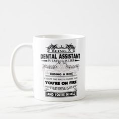 prissy ideas his and her coffee mugs.  Dental Assistant Mug Coffee funny coffee quote Correctional Officer Travel Mugs Gifts home gifts