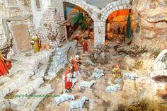 The church - nativity scene