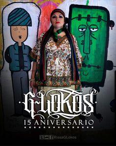 Hip hop urbano con lirícas de protesta y feminismo.   www.Soundcloud.com/rissaglokos