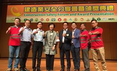 "Hong Kong District Cooling DHY Joint Venture received ""Best Refurbishment and Maintenance Contractor in Occupational Safety and Health –…"