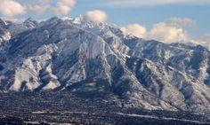 Winter Salt Lake City Utah