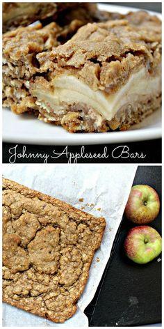 johnny appleseed bars