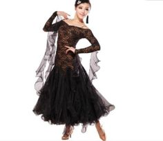 NEW Latin salsa Cha cha tango Ballroom Dance Dress