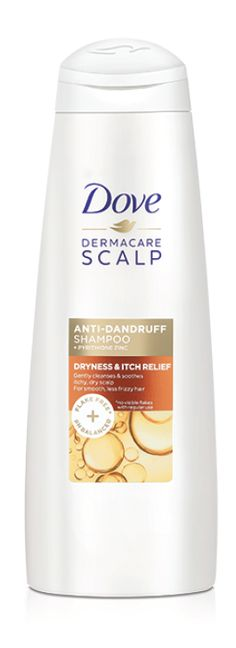 Browse unbiased reviews and compare prices for Dove Dermacare Scalp Dryness & Itch Relief Anti-Dandruff Shampoo + Pyrithione Zinc. If you are sensitive to chemicals in products do not use this shampoo or conditioner. The Pyrithione Zinc causes headaches and is not a good chemical to be putting in your skin. It's in a lot of anti dandruff products and if you google it you will find a lot of complaints about headaches. I tried the dove shampoo and conditioner and they made my hair notic...
