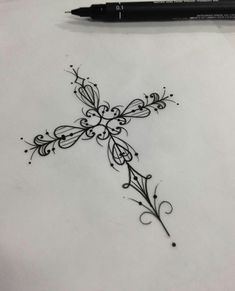 This would look lovely on a forearm ❤ #TattooIdeasForearm