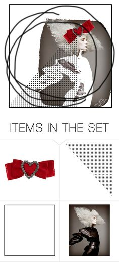 """""""Scribble"""" by bjornine ❤ liked on Polyvore featuring art"""