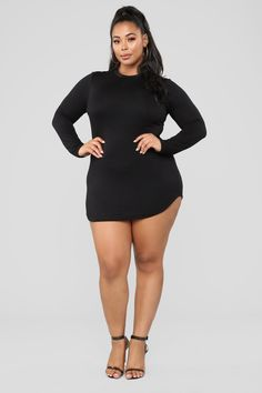 Sexy Plus Size Dresses Looks Plus Size, Plus Size Model, Curvy Women Fashion, Plus Size Fashion, Fashion Top, Fashion Outfits, Plus Size Dresses, Plus Size Outfits, Pernas Sexy