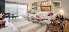 Salas de estar modernas e contemporâneas | Decor Alternativa