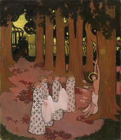 Maurice Denis (French: 1870 -1943)