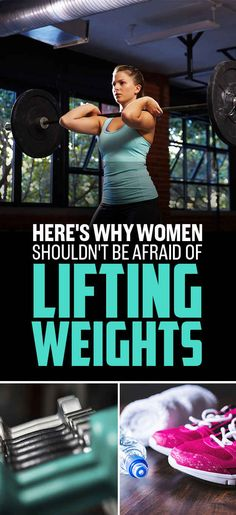 9 Extremely Good Reasons Women Should Start Lifting Weights Yesterday