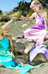 Mermaid costume| Sarah's Silks
