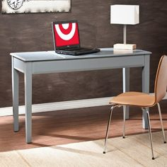 Holly & Martin Uphove Desk - Gray
