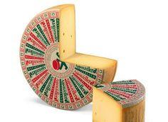 hundertsand: plastikfreier Käse
