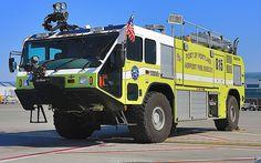 International Airport Fire Engines