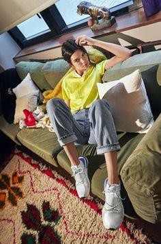 Kendall adidas 3